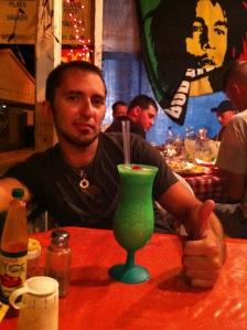 Jballs.  Pre-drinks.