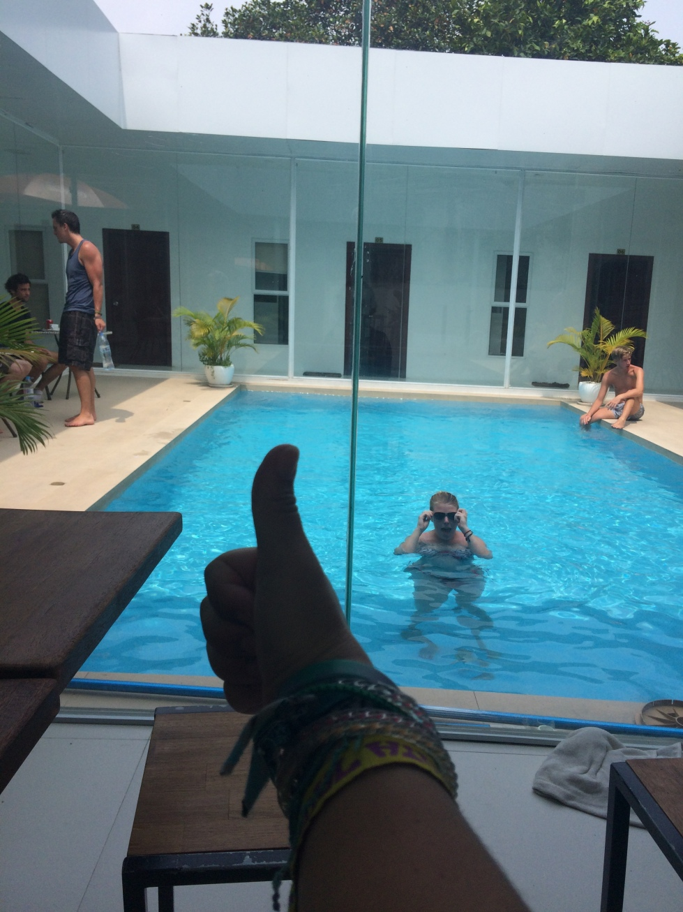 One Stop Hostel Savior Pool...