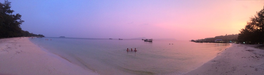Dear everyone, yes, Cambodia does indeed have beaches.