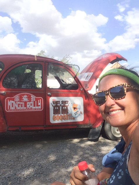 How All The Cool Kids Look on the Mongol Rally...